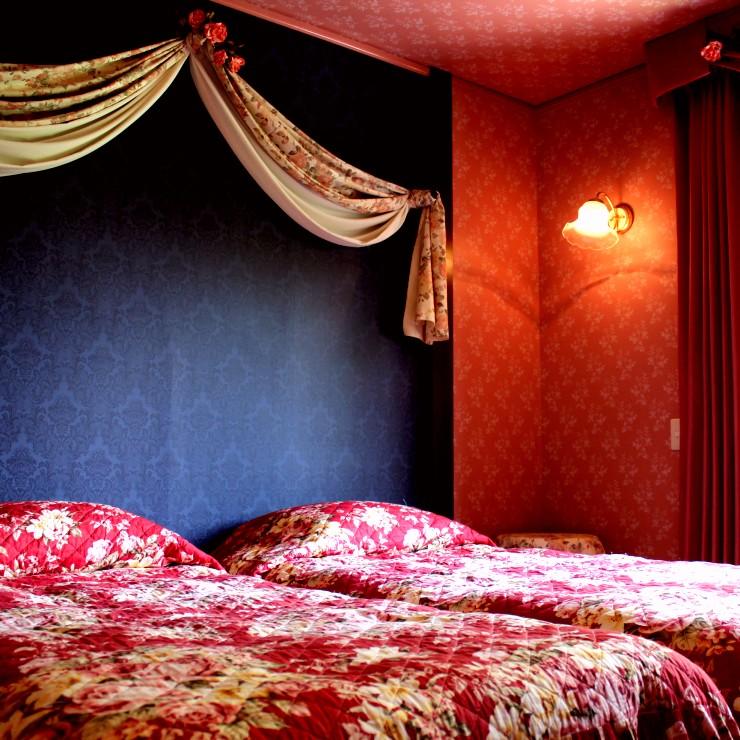 ツインルーム(寝室)